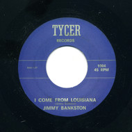 JIMMY BANKSTON - I COME FROM LOUISIANA