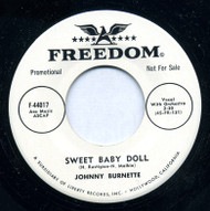 JOHNNY BURNETTE - SWEET BABY DOLL
