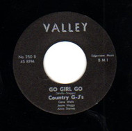 COUNTRY G-J's - GO GIRL GO