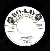 ELROY DIETZEL - ROCK-N-BONES