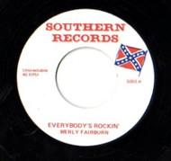 WERLY FAIRBURN - EVERYBODYS ROCKIN'