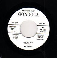 VIC GALLON - I'M GONE