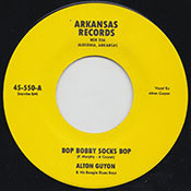 ALTON GUYTON - BOP BOBBY SOCK BOP