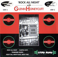 GLENN HONEYCUTT - ROCK ALL NIGHT
