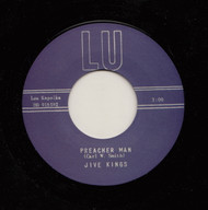 JIVE KINGS - PREACHER MAN