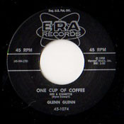 GLEN GLENN - ONE CUP OF COFFEE