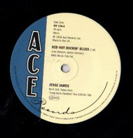JESSE JAMES - RED HOT ROCKIN' BLUES