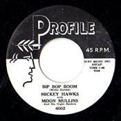 MICKEY HAWKS - BIP BOP BOOM/ROCK AND ROLL RHYTHM