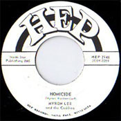 MYRON LEE - HOMICIDE
