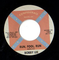 BOBBY LEE - RUN FOOL RUN