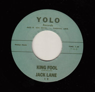 JACK LANE - KING FOOL