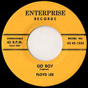 FLOYD LEE - GO BOY