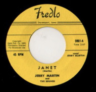 JERRY MARTIN - JANET