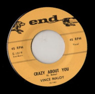 VINCE MALOY - CRAZY ABOUT YOU