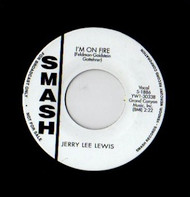 JERRY LEE LEWIS - I'M ON FIRE