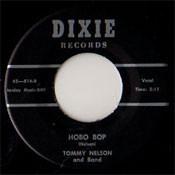 TOMMY NELSON - HOBO BOP
