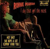 RONNIE PEARSON - SHE BOPS A LOT