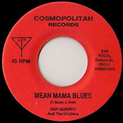 DON MURPHY - MEAN MAMA BLUES