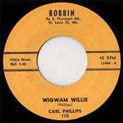 CARL PHILLIPS - WIGWAM WILLIE