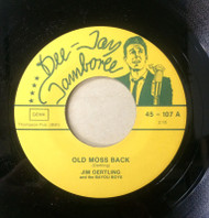 JIM OERTLING - OLD MOSS BACK
