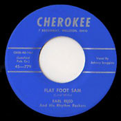 EARL REED - FLAT FOOT SAM