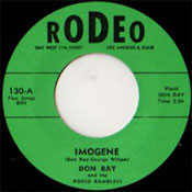 DON RAY - IMOGENE