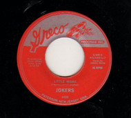 JOKERS - LITTLE MAMA / SAY YOU'RE MINE (GRECO) 45