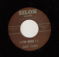 SONNY STARNES - BATON ROUGE L.A.