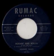 JOHNNY SKILES - ROCKIN' AND ROLLIN'