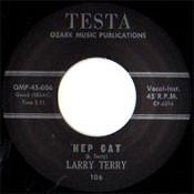 LARRY TERRY - HEP CAT