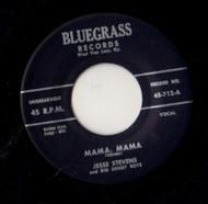 JESSIE STEVENS - MAMA MAMA MAMA