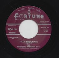 TENNESSEE HARMONY BOYS - I'M A MILLIONAIRE (REPRO)