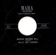 BILLY TUCKER - BOOGIE WOOGIE BILL
