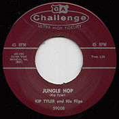 KIP TYLER AND HIS FLIPS - JUNGLE HOP