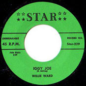 WILLIE WARD - IGGY JOE