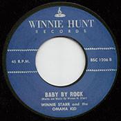 WINNIE STARR - BABY BY ROCK