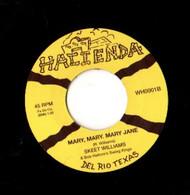 SKEET WILLIAMS - MARY MARY MARY JANE