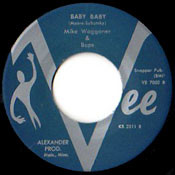 MIKE WAGGONER - BABY BABY