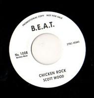 SCOTT WOOD - CHICKEN ROCK