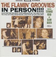 255 FLAMIN GROOVIES - IN PERSON!!! CD (255)