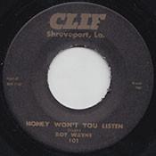 ROY WAYNE - HONEY WON'T YOU LISTEN