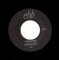GENE WYATT - LOVER BOY