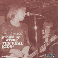 231 THE REAL KIDS - GROWN UP WRONG CD (231)