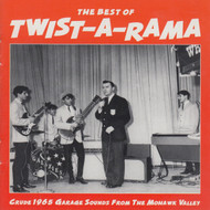 275 BEST OF TWIST-A-RAMA: 1960'S NY STATE GARAGE BANDS VOL. 1 CD (275)