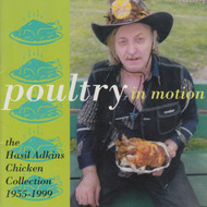 281 HASIL ADKINS - POULTRY IN MOTION CD (281)