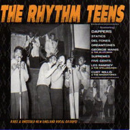 THE RHYTHM TEENS CD