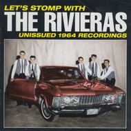 278 THE RIVIERAS - LET'S STOMP WITH THE RIVIERAS CD (278)
