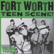 306 VARIOUS ARTISTS - FORT WORTH TEEN SCENE VOL. 3 CD (306)
