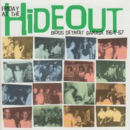 287 VARIOUS ARTISTS - FRIDAY AT THE HIDEOUT CD (287)