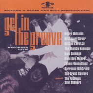 317 VARIOUS ARTISTS - GET IN THE GROOVE CD (317)